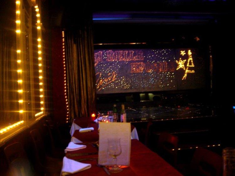 French cabaret la belle époque