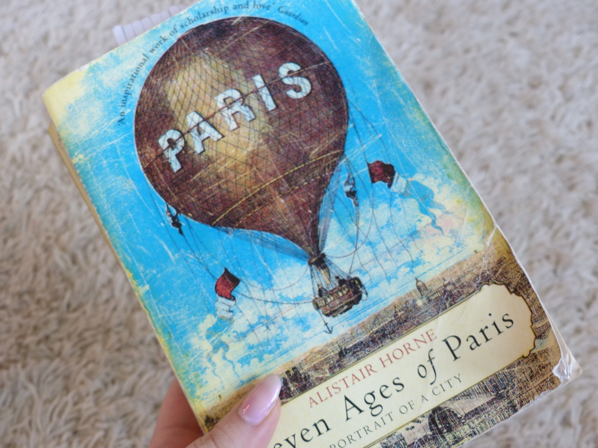 The Seven Ages of Paris: A Book Review