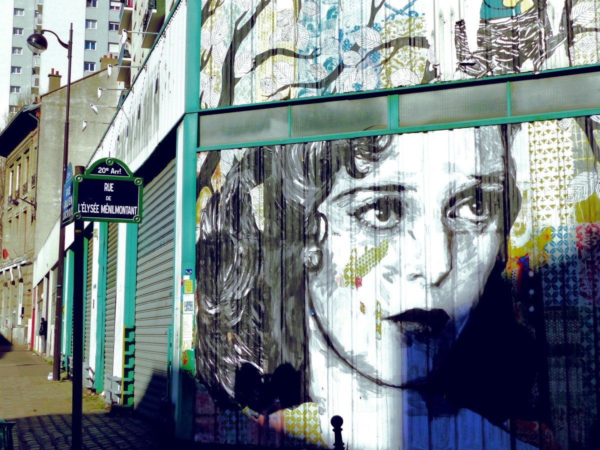 A Journey Through Parisian Street Art